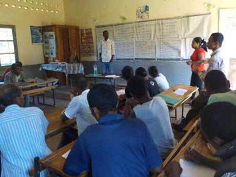Schulung in Agrarforstwirtschaft mit Unterstützung durch NaTiNo e.V. in Madagaskar